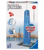 Trade Center Puzzle 3D 216dílků
