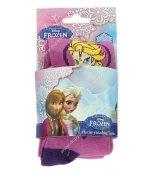 Dětské punčocháče Frozen fialové