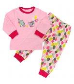 Dívčí pyžamo WOLF S2559 růžové