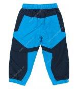 Kalhoty s fleesovou podšívkou WOLF B2571 tyrkysové