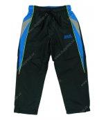 Dětské šusťákové kalhoty WOLF T2662 černé