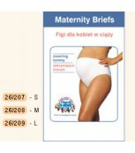 Těhotenské kalhotky vysoké