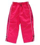 Šusťákové kalhoty - tepláky KUGO H308 růžové