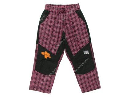 Dětské kalhoty NEVEREST 1007 růžová