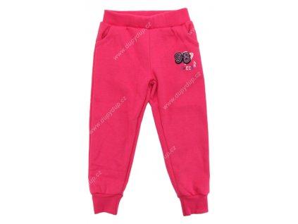 Dívčí tepláky WOLF T2491 růžové