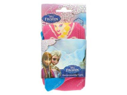 Dětské punčocháče Frozen růžové