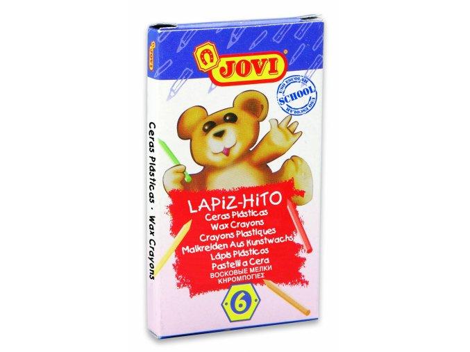 JOVI Lápiz-HITO pastelky 6ks mini