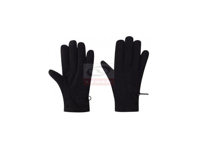 G- MINI Zimní prstové rukavice AVERY černé