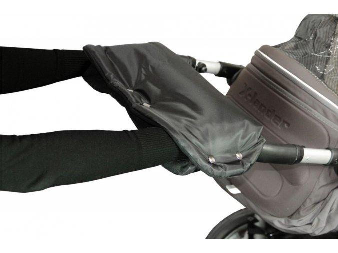EMITEX Rukávník ke kočárku - výplň fleece