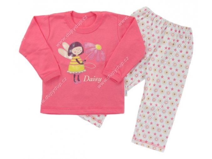 Dětské pyžamo EWA - růžové
