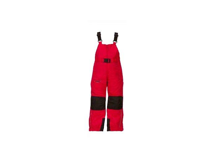 LOAP TEKO pants dětské zimní kalhoty červené