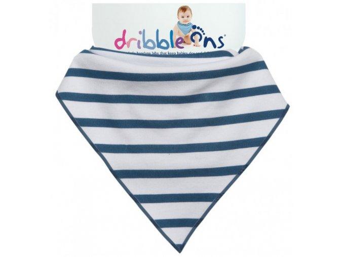 DRIBBLE ONS®Designer Nautical Stripe