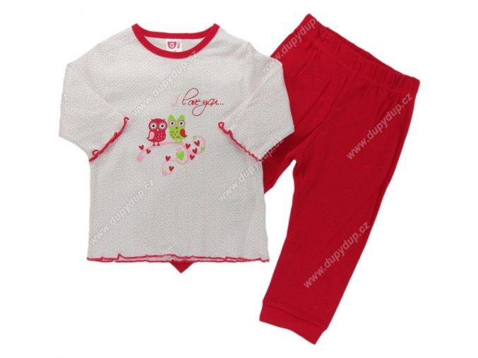 Dětské pyžamo G-mini 4024