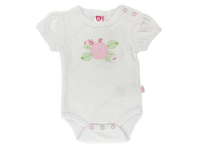 G-mini kojenecké body s krátkým rukávem G4074