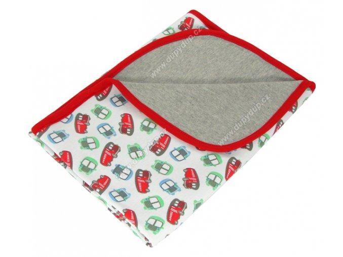 Bavlněná deka G-mini G4084
