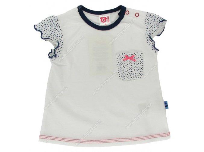 Kojenecké tričko s krátkým rukávem G4035