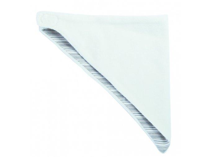 G-mini  šátek - slintáček velur G4373