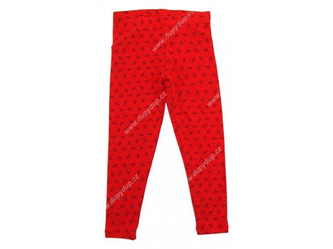 Legínky WOLF 2461 červené