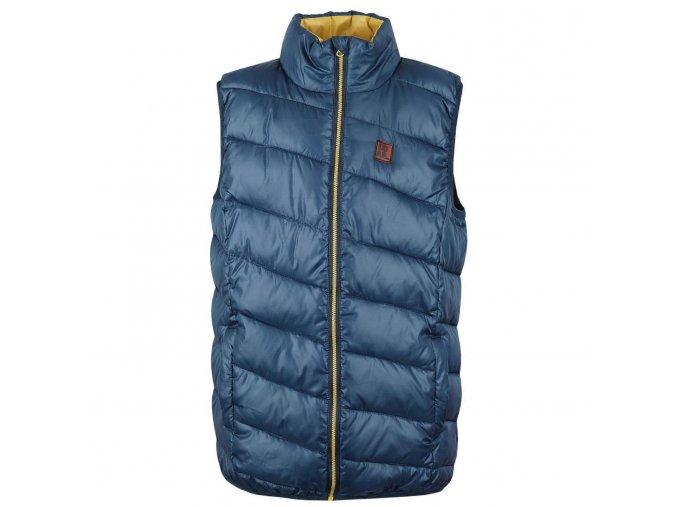 LOAP Dětská vesta BAFI L5115 modrá