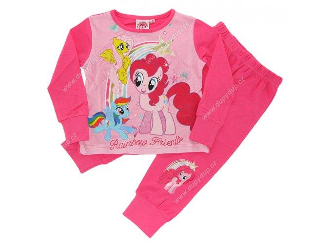 Dětské pyžamo MLP světle růžové