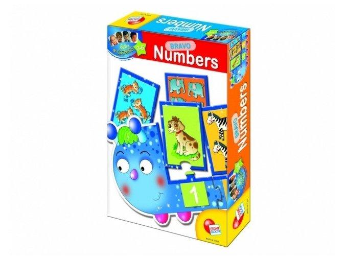 BABY GENIUS - BRAVO NUMBERS