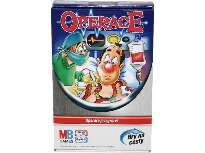 MB Games Operace cestovní