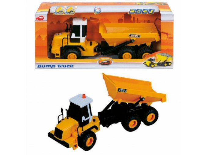 2717 dump truck dickie