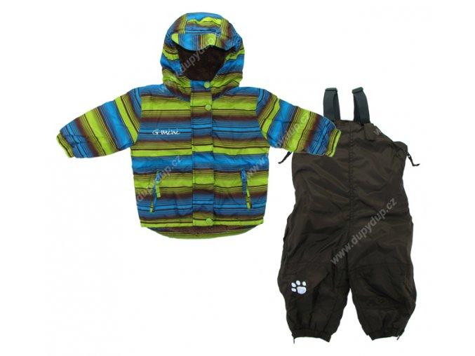 Zimní komplet G-Mini G3400 - Bunda + kalhoty
