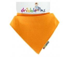 KIKKO bryndák/ slintáček - Dribble Ons®  Bright - oranžový
