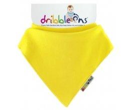 KIKKO bryndák/ slintáček - Dribble Ons®  Bright - žlutý