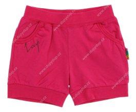 Dětské kraťasy LOAP - ZAKA L 3026 růžové