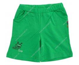 Dětské kraťasy LOAP - ZONKY L 3027 zelené