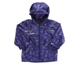 Dětská bunda LOAP ROHAK L3007 fialová