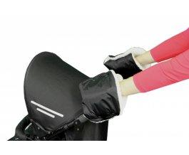 EMITEX Rukávník ke kočárku golfové hole PAD+kožich