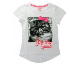 Tričko s krátkým rukávem GLO-STORY 4926 bílé