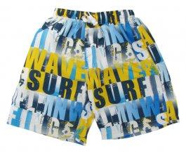 Chlapecké kraťasy - plavky GLO-STORY 5108 žluté