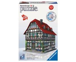 Středověký dům 3D 216d