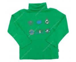 Chlapecký rolák WOLF S2368 zelený