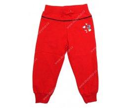 Dětské tepláčky  WOLF T2487 červené