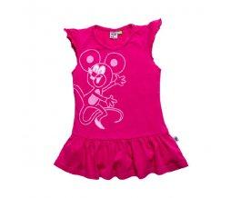 G-mini dívčí šaty Ida K5006  růžová