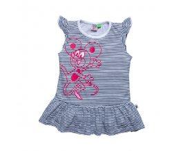 G-mini dívčí šaty Ida K5006 bílá