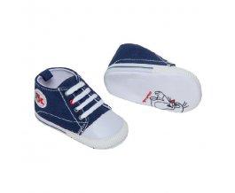Capáčky + ponožky G-MINI K5000 modrá + červená