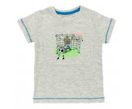 Chlapecké tričko WOLF S2501 šedé