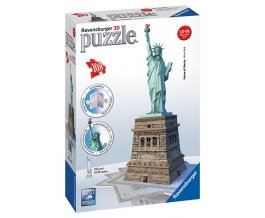 Socha Svobody Puzzle 3D 108d