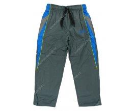 Chlapecké šusťákové kalhoty WOLF T2662 šedé