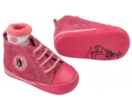 Capáčky + ponožky G-MINI K5110 růžové