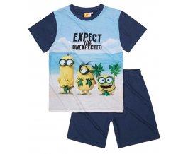 Dětské pyžamo tm.modré