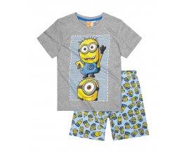 Dětské pyžamo šedé