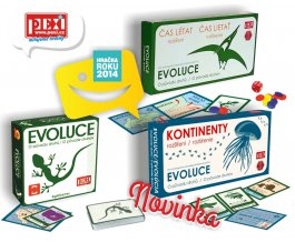 EVOLUCE-trilogie
