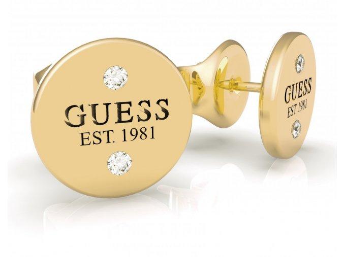 Dámske náušnice Guess UBE79049